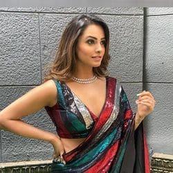 अनीता हसनंदानी ने शेयर किया अपना ग्लैमरस अवतार, देखें वीडियो