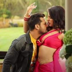 Khesari Lal Yadav Sahar​ Afsha Song Red Colour Ki Saree