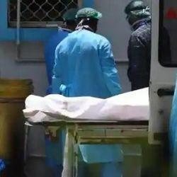 वरिष्ठ पत्रकार और MCU के पूर्व वीसी अच्युतानंद के बेटे का लखनऊ में कोरोना से मौत (प्रतीकात्मक फोटो)