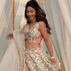 हिना खान का खूबसूरत अंदाज