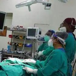 नाक से दिमाग तक पहुंच चुके ब्लैक फंगस संक्रमण से मरीज का आंख खराब होने से बच गया. (फाइल फोटो)