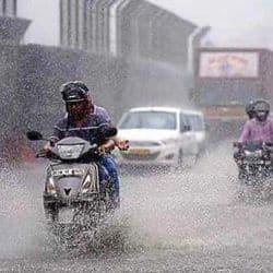वाराणसी समेत पूर्वी UP के कई हिस्सों में अगले 24 घंटे तेज बारिश का अलर्ट