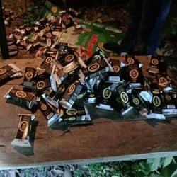 मुजफ्फरपुर के डकरामा गांव में पकड़ी गई मिनी शराब फैक्ट्री