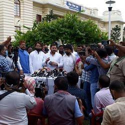 तेजस्वी यादव बोले- 23 मार्च काला दिन था, विधायकों को पुलिस से पिटवाना गलत