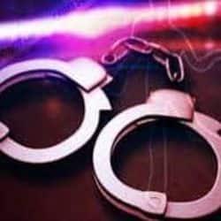 पुलिस ने तीन बदमाशों को गिरफ्तार किया (प्रतीकात्मक तस्वीर)