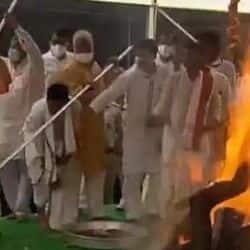 नरौरा के साथ काशी की गंगा और अयोध्या की सरयू नदी में विसर्जित होंगी कल्याण सिंह की अस्थियां
