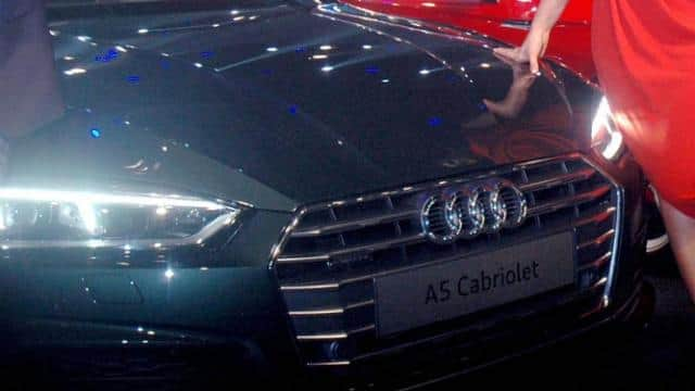 audi launches new cars