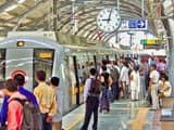 Delhi metro fare