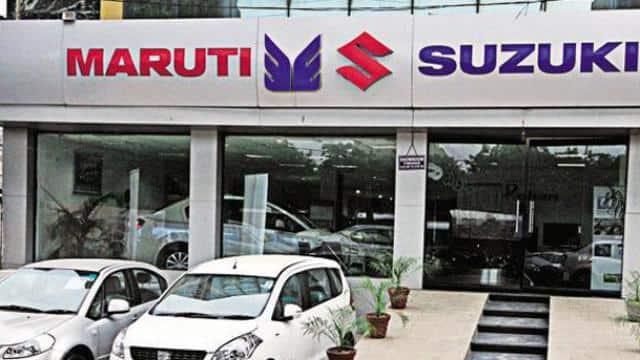 मारुति सुजुकी को पहली तिमाही में 475 करोड़ रुपये का शुद्ध लाभ