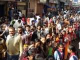 heavy crowd at shiva temples on mahashivaratri festival