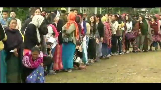 Nagaland assembly election 2018
