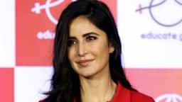 Katrina Kaif at a event