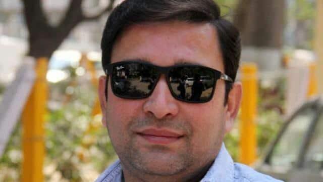 journalist shot by badmash