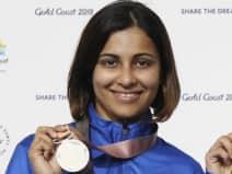 india Heena Sidhu win silver medal