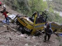 In Himachal school bus accident