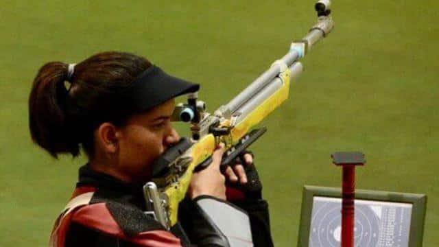 CWG2018: तेजस्विनी ने लगाया गोल्ड पर निशाना, अंजुम ने जीता सिल्वर मेडल