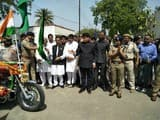 मेरठ में उपमुख्यमंत्री ने शुरू किया अग्निशमन सुरक्षा सप्ताह