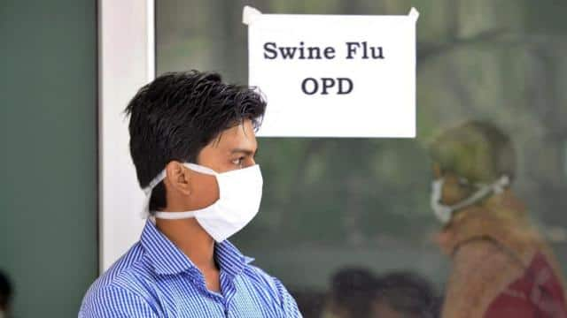 two person died by swine flu in delhi