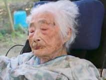 World oldest person Nabi Tajima passes away at 117
