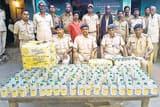 लौकही,मधवापुर व जयनगर में कार्रवाई,शराब के साथ दबोचे गए तस्कर
