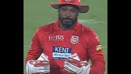 Chris Gayle SRH vs KXIP