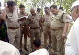 गोपालपुर में युवक की हत्या कर शव पेड़ से लटकाया