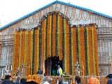 doors open of KadarNath dham
