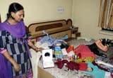 दबौली में ठेकेदार के घर आठ लाख की चोरी