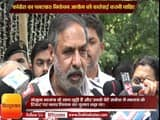 Anand Sharma addresses media after meeting with EC on Fake Voter Scandal