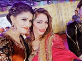 arshi khan and sapna chaudhary