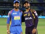 Rajstahan Royals vs Kolkata Knight Riders