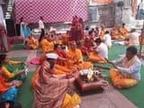 बागनाथ मंदिर में 9 कुंडीय यज्ञ