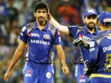 Jasprit Bumrah and Rohit Sharma