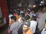 चन्द्रगोकुल रोड में पेंट व्यवसायी के घर में लगी आग, मची अफरातफरी