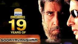 19 years of sooryavansham