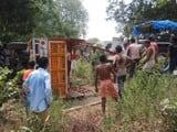 Sultanpur, truck, reflex, death