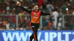 rashid khan SRH vs KKR