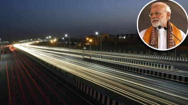 Eastern Peripheral Expressway, Narendra Modi