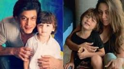 शाहरुख खान के लाडले छोटे मंचकिन अबराम खान आज पांच साल के हो गए हैं...