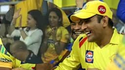Sakshi Dhoni and MS Dhoni
