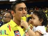 CSK stars celebrate IPL 2018 title with kids