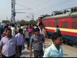 rail track and national highway jam due to agitation of Pulse farmers