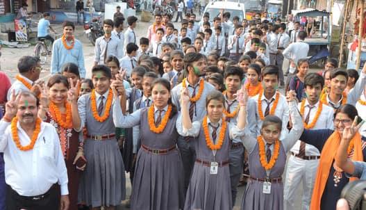 मधेपुरा जिले में सीबीएसई 10वीं में छात्राओं का रहा दबदबा