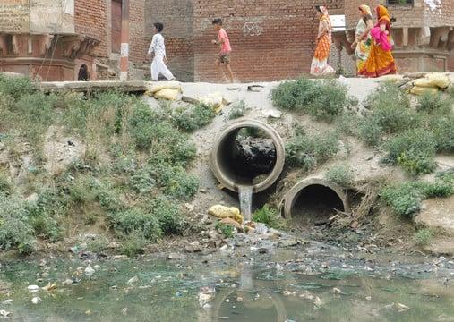 संशोधित -यमुना में स्वच्छ पानी की उपलब्धता पर जोर