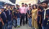 साहिबगंज स्टेशन परिसर में कूड़ों का ढेर शर्म की बात : डीआरएम
