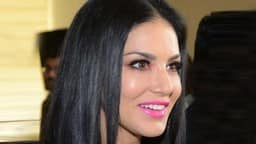 Sunny Leone during a promotional event