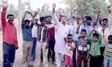 अभयपुर चेना में तालाब से नहीं हटाया गया कब्जा