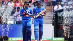 Mithali and Mandhana