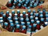 देसी शराब की 11 पेटी चोरी