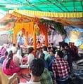 कन्या पूजन के साथ सरयू के उदगम स्थल पर रामार्चन